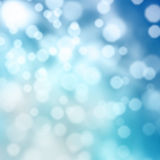 Abstract background winter season Stock Photography