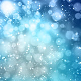 Abstract background winter season Royalty Free Stock Photography