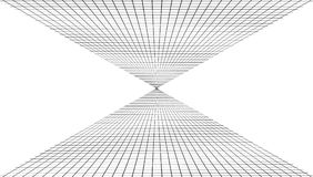 Free Abstract Background With A Perspective Grid. Stock Photography - 97972952