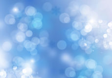 Free Abstract Background With Purple Colors And Bokeh Lights. Royalty Free Stock Photography - 47290407
