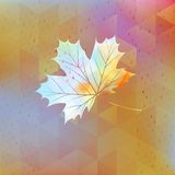Abstract Background With Rain Pattern. EPS 10 Royalty Free Stock Photo