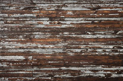 Abstract background with wooden wall. Weathered cracked wood planking wall abstract background Stock Photo
