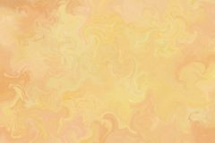 Abstract background in yellow hues Stock Images