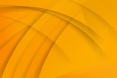 Abstract background yellow layered vector illustration eps 10 00 Royalty Free Stock Photography