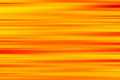 Abstract background with yellow and orange horizontal stripes. Abstract blurred background with yellow and orange horizontal stripes Royalty Free Stock Photography