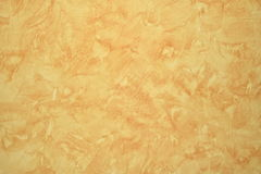 Abstract background in yellow Royalty Free Stock Images