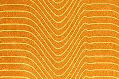 Abstract background with yellow texture, velvet fabric, line gra Royalty Free Stock Photography