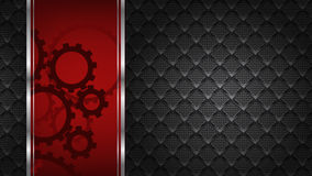 Abstract  background for your business card eps 10 Stock Photos