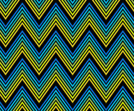 Abstract background with zigzag pattern eps vector design Royalty Free Stock Images