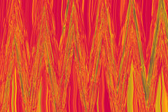 Abstract background with zigzag Stock Image