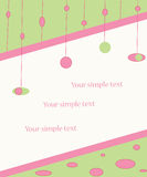 Abstract background5. Abstract vector background. Celebratory card Stock Illustration