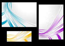 Abstract backgrounds and banner Royalty Free Stock Photo