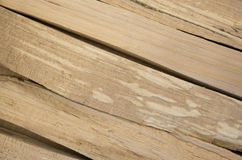 Abstract backgrounds - chopped wood Royalty Free Stock Photo