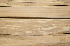 Abstract backgrounds - chopped wood Royalty Free Stock Images