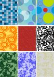 Abstract backgrounds. Colour vector abstract stock illustration