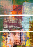 Abstract  backgrounds. Great for textures and backgrounds for your projects Royalty Free Stock Photo