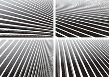 Abstract backgrounds with lines perspective. Royalty Free Stock Photo