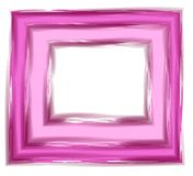 Abstract Backgrounds Pink Tile. An abstract texture background of a pink and purple rectangle border, photo frame or tile Royalty Free Stock Images
