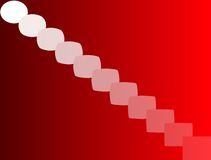 Abstract  backgrounds. Red. EPS10. Vector Stock Photo