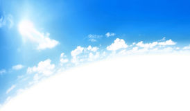 Abstract backgrounds sky. Royalty Free Stock Photos