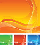 Abstract backgrounds. Vector illustration Royalty Free Stock Photo