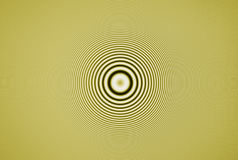 Abstract backgrounds - yellow and white diffraction patterns Stock Images