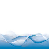 Abstract backgroung, waves Royalty Free Stock Photo