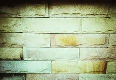 Abstract baksteenpatroon Royalty-vrije Stock Afbeelding