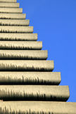 Abstract Balconies Royalty Free Stock Photos