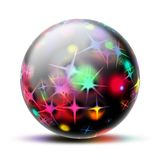 Abstract ball Stock Image