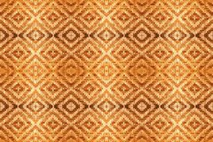 Abstract bamboo woven pattern texture for background. Abstract bamboo woven pattern texture for seamless background. detail of wall of country house made of stock illustration