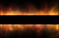 Abstract band. Background element with a dark band in the middle Stock Image