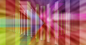 Abstract baner 2 Stock Photo