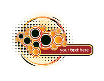 Abstract Banner. Abstract Background with space for text vector illustration