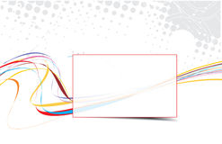 Abstract banner background Royalty Free Stock Photography