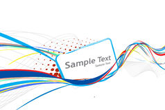 Abstract banner background Royalty Free Stock Images