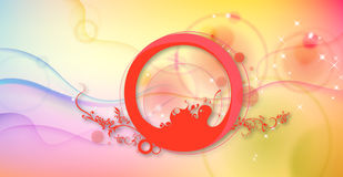 Abstract banner Background Stock Photography