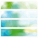 Abstract banner background Stock Images