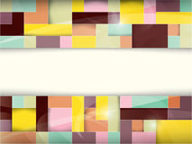 Abstract banner background Royalty Free Stock Photos
