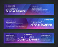 Free Abstract Banner Design Stock Photo - 58113470