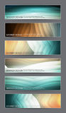 Abstract banner design Stock Image