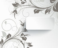 Abstract banner Royalty Free Stock Photo