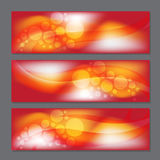 Abstract  banner. Use any size Royalty Free Stock Image