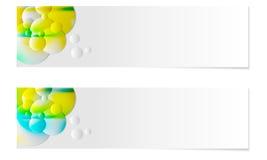 Abstract banner Stock Photos