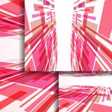 Abstract banner for your design. Royalty Free Stock Photography