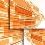 Abstract banner for your design. Royalty Free Stock Photos