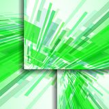 Abstract banner for your design. Stock Photos