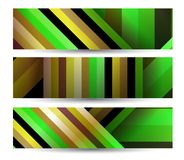 Abstract banner for your design Royalty Free Stock Photo