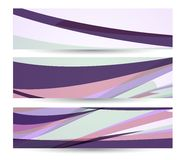 Abstract banner for your design Royalty Free Stock Images