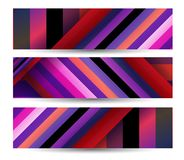 Abstract banner for your design Royalty Free Stock Photos